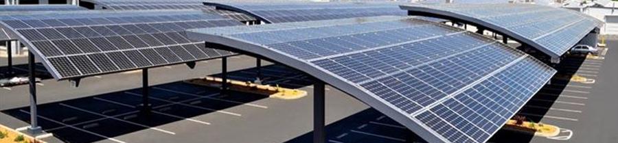 Colonnina ricarica fotovoltaico